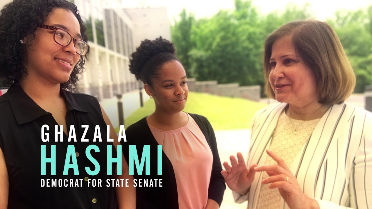 Our Voices - Ghazala Hashmi for Senate