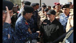 العراق يعلن هزيمة داعش في الموصل