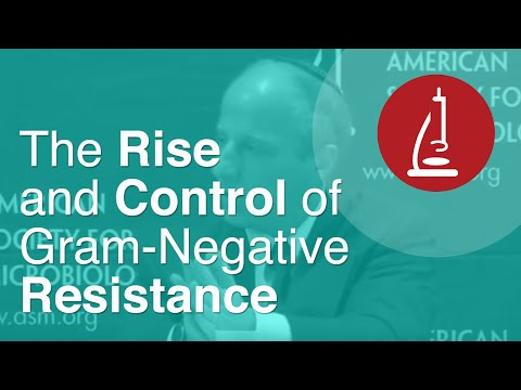 The Rise and Control of Gram Negative Resistance