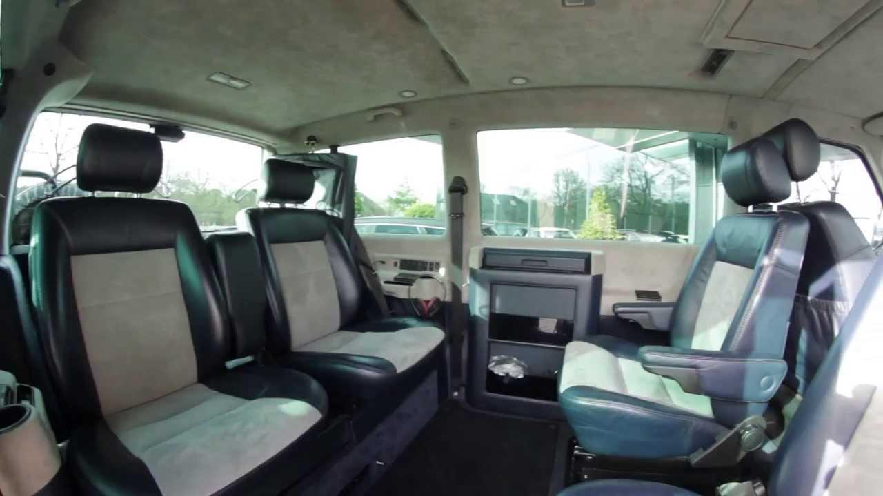 volkswagen caravelle 2 5 tdi business 6 pers synchro. Black Bedroom Furniture Sets. Home Design Ideas