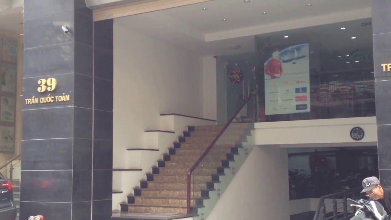 Văn Phòng Cho Thuê, Tòa Nhà Vĩnh Xuân Building, 39 Trần Quốc Toản, Hoàn Kiếm
