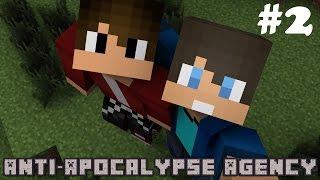 THE PVP BATTLE?!? Anti-Apocalypse Agency #2 w/ Effect2o