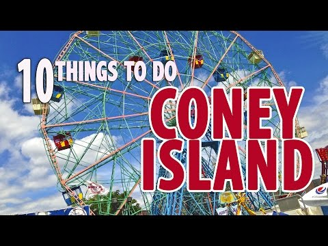 10 top things to do eat in coney island brooklyn new for Top ten things to do in ny