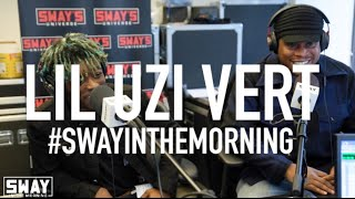 "Lil Uzi Vert on His ""P*ssy and Dope"" diet, Chief Keef Influence and Working with Don Cannon"