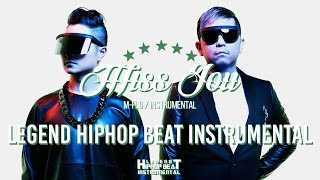 m-flo - Miss You Instrumental [Legend HipHop Beat Instrumental] Sub...