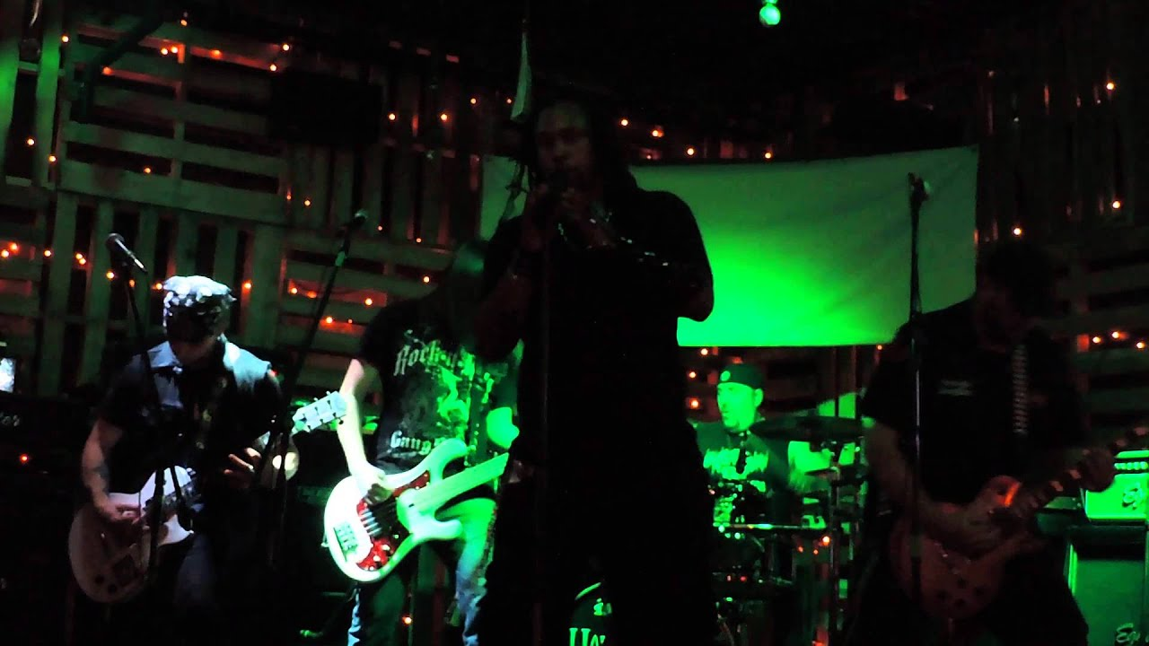 """Harvest Mill performing """"Faltered"""" at The Tap 6/13/14"""