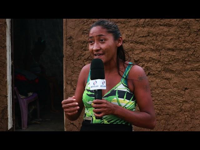 Atitude Solidária - Agradecimento Eva Pereira