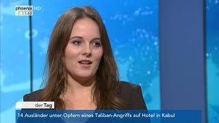 Jessica Rosenthal zur Aufnahme von Koalitionsverhandlungen mit der Union