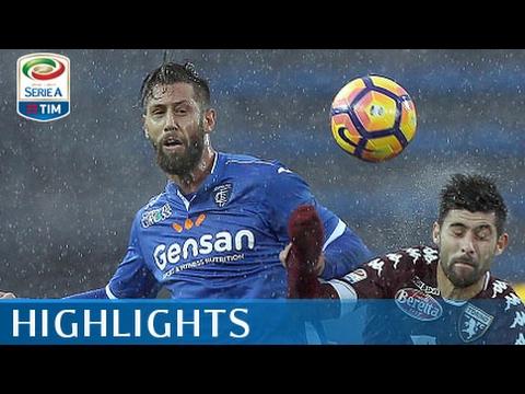 Empoli - Torino - 1-1 - Highlights - Giornata 23 - Serie A TIM 2016/17