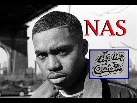 NAS: Street Dreams Remix / Last Words (personification) - Hip Hop Quotables