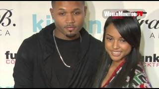 chris brown ex karrueche tran all smiles patying with her friend j ryan at kitson