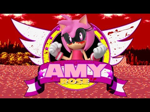 IT'S AMY'S TURN TO SUFFER!! | Sonic.EXE Continued Nightmare Amy Boss Battle
