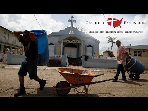 Hurricane Update from Bishops in Puerto Rico, U.S. Virgin Islands and Texas