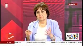 """FENERBAHÇE """"TAMAM"""" DEDİ - AYŞENUR ARSLAN İLE MEDYA MAHALLESİ / 1.BÖLÜM - 04.06.2018"""
