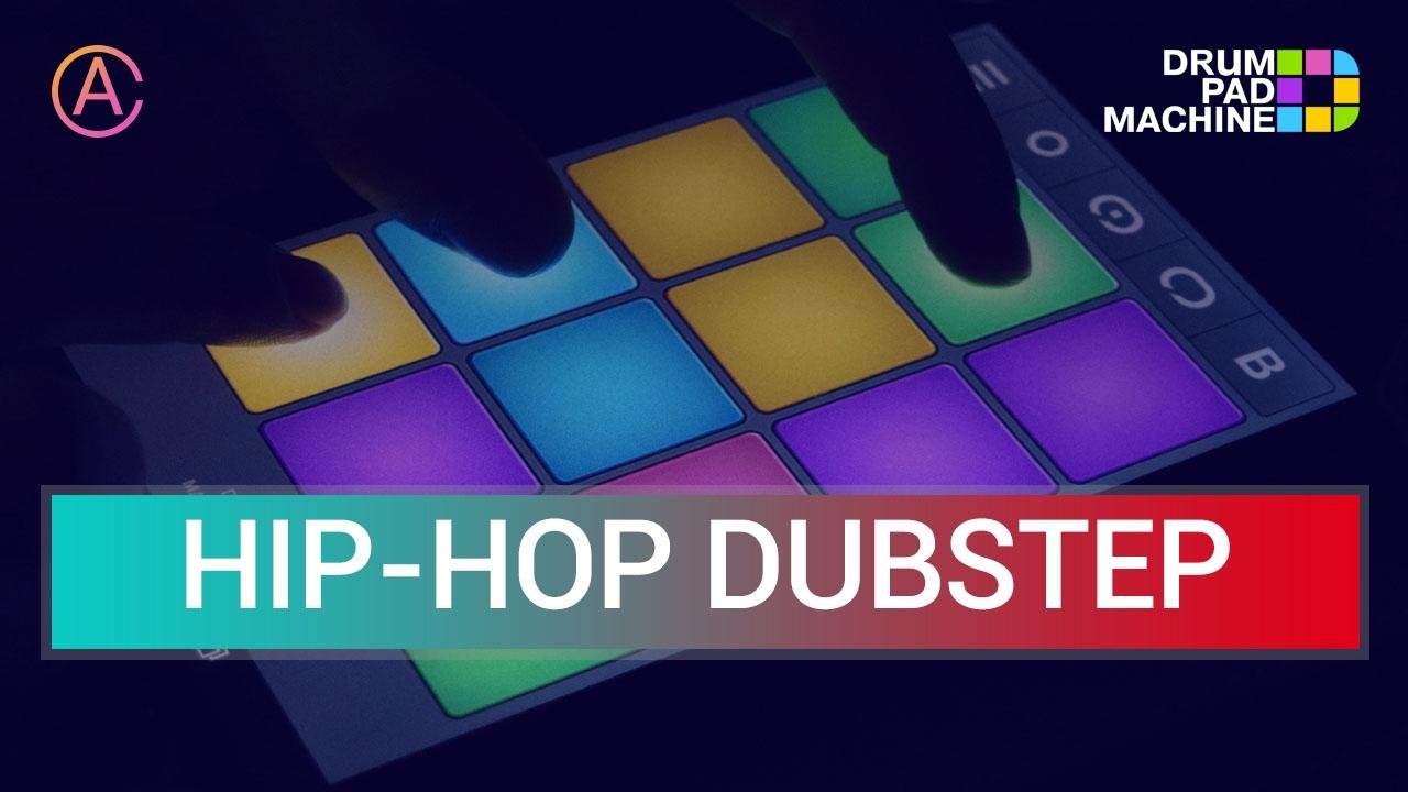 drum pad machine phenom hip hop dubstep youtube. Black Bedroom Furniture Sets. Home Design Ideas