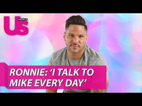 Jersey Shore's Ronnie Magro Ortiz Talks to Mike 'The Situation' Sorrentino Every Day Mp3