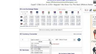 How to Know Currency Exchange Rate Online