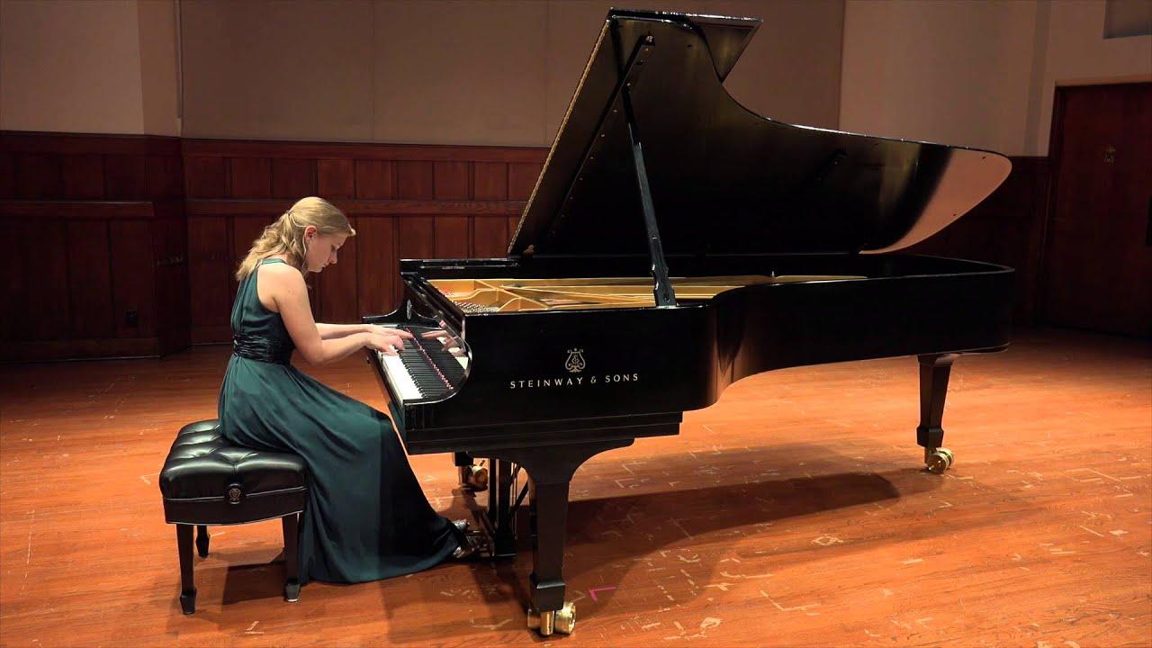 Rachmaninoff - Etude Tableau op.39 no.1 - Eva Schaumkell