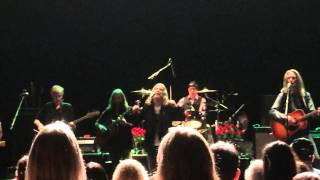 "Patti Smith - ""Smells Like Teen Spirit"" excerpt - Ace Hotel, Los Angeles, Jan. 29, 2015"