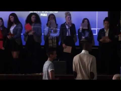 'TAKE ME OUT' Chingford Sixth Form Special