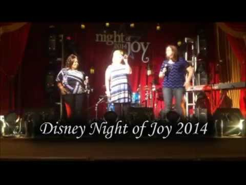 Nevaeh at Night of Joy 2014 - Justified & Power in the Blood