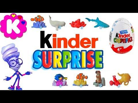 Киндер сюрприз видео - игрушки и шоколад. - Ностальгия по