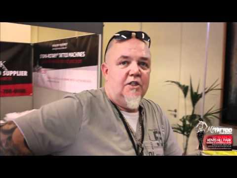 Global tattoo Supplier,Steve Crane