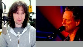 British Guitarist Reacts To Lindsey Buckingham WITHOUT Fleetwood Mac