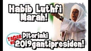Habib Luthfi diteriaki Ganti Presiden Di Solo
