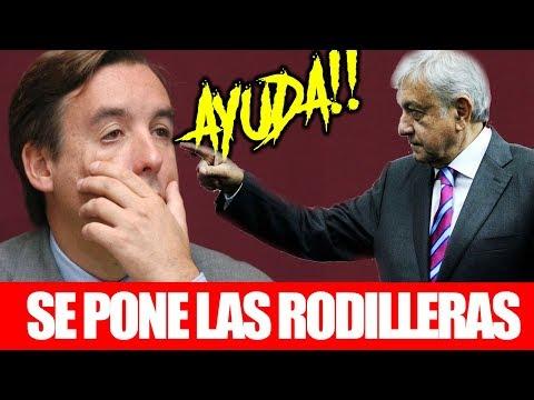 AMLO SE RIE DE TELEVISA Y EMILIO AZCÁRRAGA LE PIDE AYUDA...