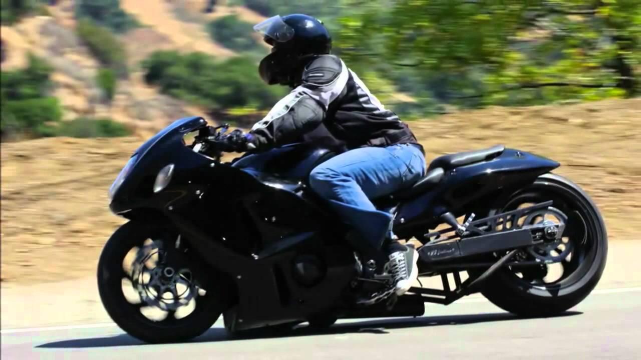 California Rv Show >> Black Hayabusa in the Canyons - YouTube