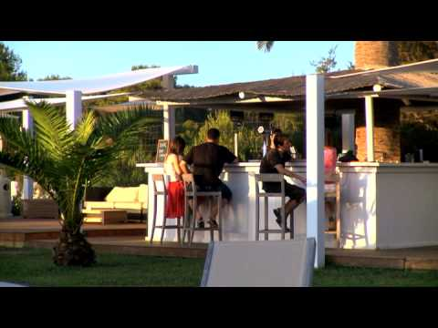 Formentera gecko beach club boutique hotel youtube for Beach boutique hotel
