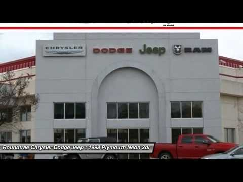 Jeep Dealership In Jackson Ms >> 1998 Plymouth Neon Jackson Ms Wd646666 Youtube