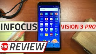 InFocus Vision 3 Pro Review | Better Than Redmi Note 5?