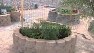 Learn How To Build A Keyhole Garden