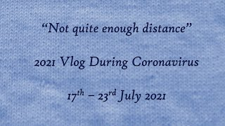 Not Quite Enough Distance, week ending 23rd July - It's not your eyes, it's my poor autofocus