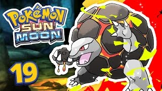 Pokemon Sun and Moon - CAVE MYSTERY! Episode 19