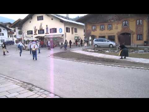 Travel For Seniors - Festival in Mittenwald Germany