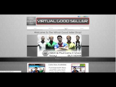 Cheap FIFA 13 UT Coins For Sale   Virtual Good Seller   An Introduction To The Site