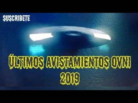 Videos OVNI muy difíciles de encontrar o hallar 2019