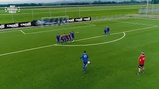 Für mehr solcher videos schaut rein bei: https://bestfootballdrills.com/ auf dieser plattform findest du:- erstklassige, modernste trainingsübungen- die geil...