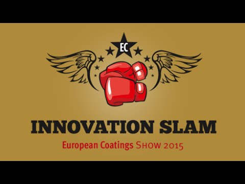 Innovation Slam at the European Coatings Show 2015 [FULL LENGHT]