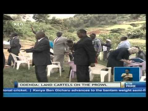 Kenya Land Alliance warn of land cartels getting back to the country