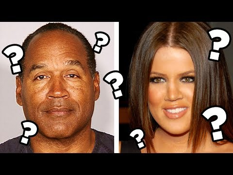 Is Khloe Kardashian OJ Simpson's Daughter? (Theory)