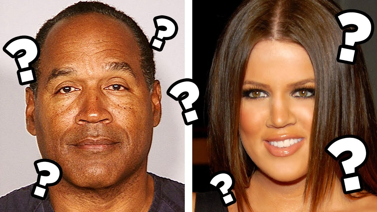 Is Khloe Kardashian OJ Simpson's Daughter? (Theory)