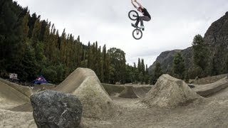 Dirt Jumping at Red Bull Roast It 2013 New Zealand
