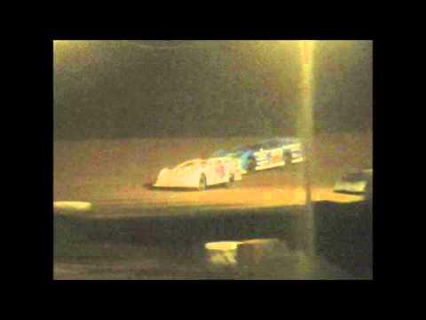 8-15-15 Oakshade Raceway Sportsman Feature