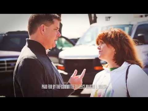 Marty Walsh for Boston Mayor - TV Ad: Fair Shot