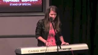 Hannah Gansen sings Transgendered Centaur