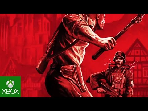 Wolfenstein: The Old Blood - Official Gameplay Trailer #1